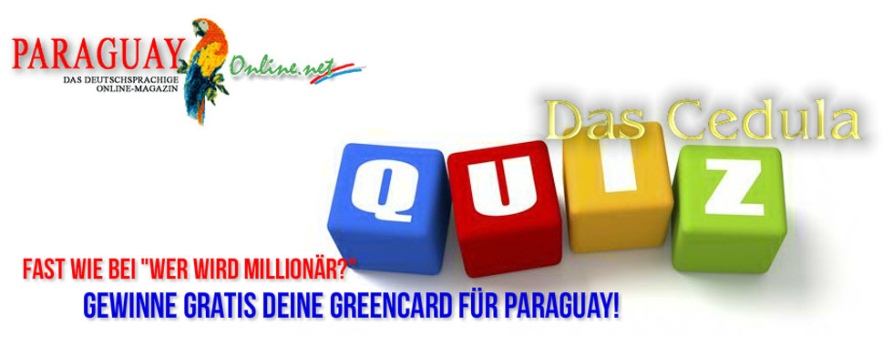 greencard lotterie paraguay